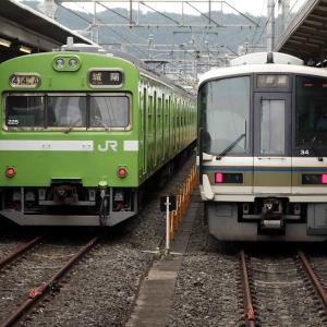 来る?来る?くもるなぁ来てもらっちゃぁ。でも行っちゃいました。またまた京都鉄道博物館。