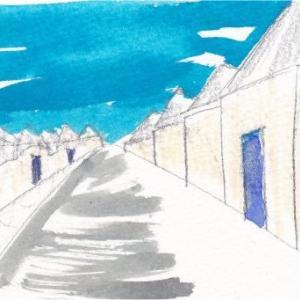 世界遺産を秒速スケッチ:プーリア地方アルベロベッロ