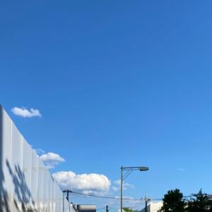 ヨコハマの雲