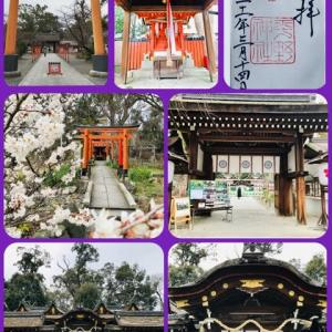 御朱印巡り〜②平野神社