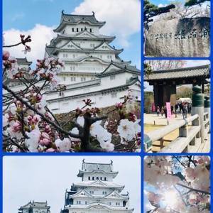 姫路城〜明石💕