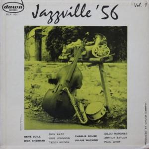 """""""ジャズの街"""" という地味なレコード"""