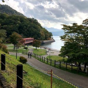 SFC修行2019 支笏湖