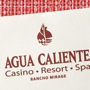 砂漠のカジノリゾートホテル アグア カリエンテ in ランチョ・ミラージュ