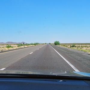 アメリカで初めてのレンタカー運転:I-10編