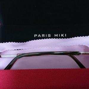 眼鏡を買いました♪