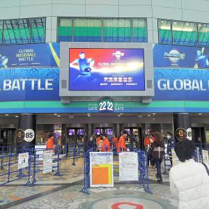 【日韓戦】2019年11月17日プレミア12の決勝戦、日本vs韓国戦を観に行ってきました(東京ドーム)