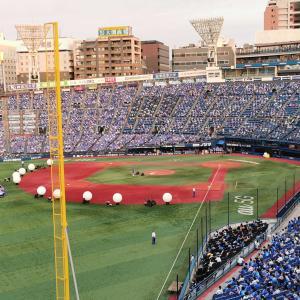 【観戦記】10月4日DeNA対中日@横浜スタジアム【オースティン大爆発3ホーマー】