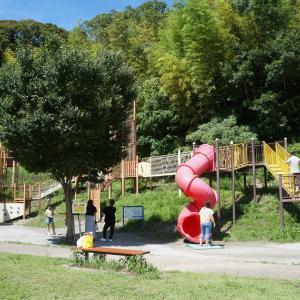 掛川・22世紀の丘公園で滑りまくるッッッ!