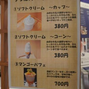 沼津・うちだけの味 武井牧場のソフトクリーム@買ってつながる!バイ ふじのくに物産展