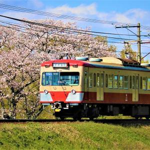 春の三岐鉄道