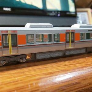 大阪環状線 323系に付属編成を