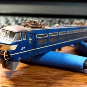 EF66 36号機をレストア