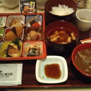 名古屋クラウンホテル 朝食