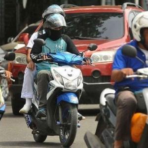 IATFは道路上のモータータクシーの再開を承認します