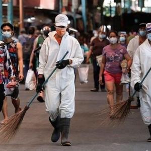 フィリピン首都圏は危険が一杯だって事だな