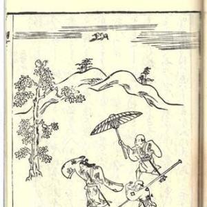 『絵入 好色一代男』と『世間胸算用』の絵は類似点が多く、西鶴のものでは、と思われますが、如何でしょう?