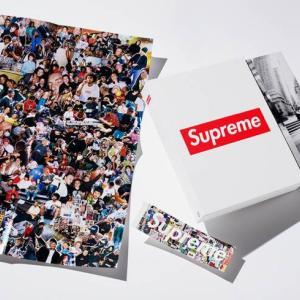 Supreme19FWビジュアルブック第2弾がリリース