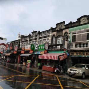 台湾No1老街「台南・新化」で、日本統治時代の建物を巡ってきた。