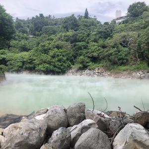 北投温泉に行ってきたよ。日本統治時代の天狗庵・鉄道部員が建てた寺院や児童楽園巡り。