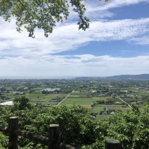 花蓮日本統治時代の建物巡り(2)高台から碁盤の目状花蓮を望んで、真言宗の慶修院を回って来ました!