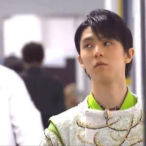 結弦君・・そこにいるだけなのに・・ Yuzu is just there, only, but!