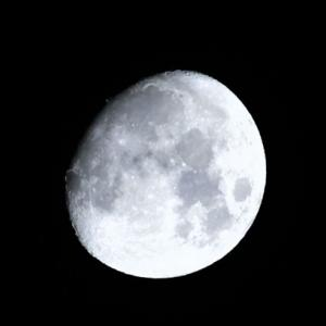 輝く光は・・・SEIMEIさま? Bright Moon like Bright SEIMEI!