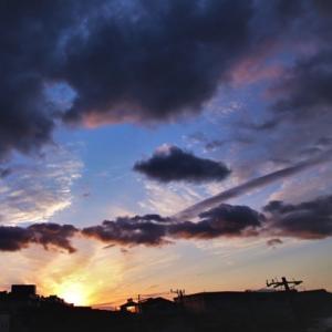 ドラマチックに沈み、穏やかに昇ってね! Sunset Glow