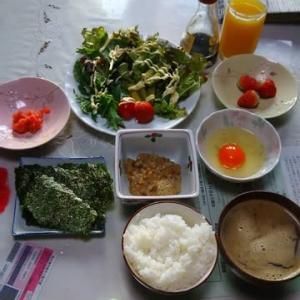 納豆定食~雑感