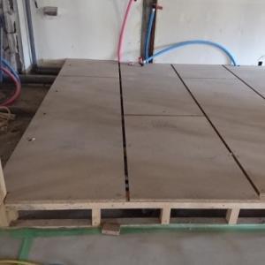 水回りの床材  フロアタイル
