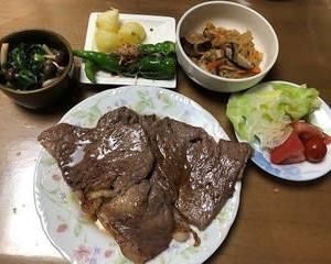 昨日の晩御飯~