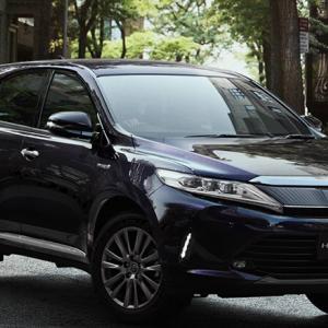 トヨタ「ハリアー」はココがスゴい!静かで快適な乗り味は高級車と呼ぶにふさわしい
