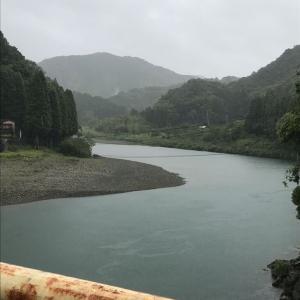 5月27日【古座川】の様子〜