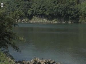 【大分】大野川でアユ釣りの男性死亡転落か