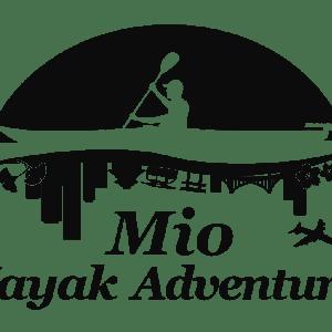 Mioカヤックアドベンチャーズのロゴ