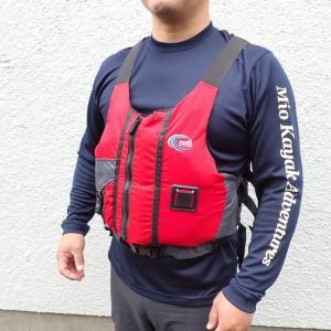 Mioカヤックアドベンチャーズ・オリジナルTシャツ