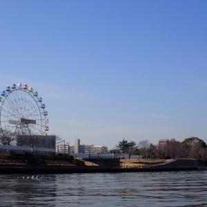 5/15(土)朝7:00~東京水路スーパーエクスプローラーズの様子を呟きます。