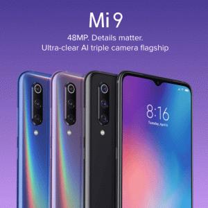 Xiaomi Mi 9のスペック、対応バンド、オススメの人などを紹介します。