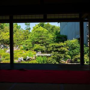 2019年新緑の京都・等持院の壁紙(計13枚)