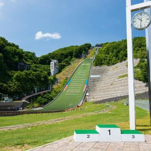 2019年札幌・大倉山ジャンプ競技場の壁紙(計40枚)