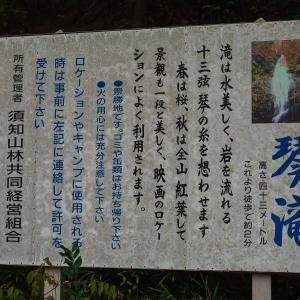 2019年紅葉の京都・琴滝の壁紙(計9枚)