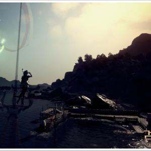 【黒い砂漠】エフェリア帆船完成しました♪