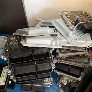 ベンツエンジンコンピューター修理