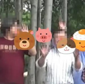 グループキャンプの動画を作りました。