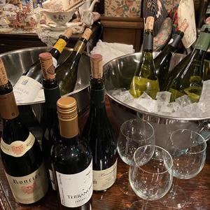 ワインを楽しむ会VOL.42楽しく終了〜♪