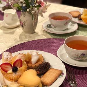 アトリエ希果×茶摩のお茶会Vol.7楽しく終了♪