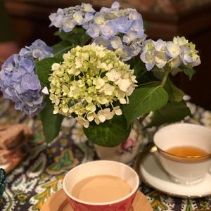 アトリエ希果×茶摩の素敵なお茶会Vol.8終了しました
