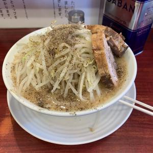 川崎の二郎系(麺五六)