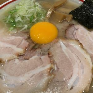 川崎の美味しいラーメン屋さん(バラそば玉)