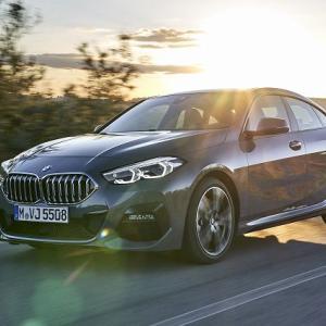 BMW 2シリーズグランクーペがデビュー。ライバルはメルセデスCLA